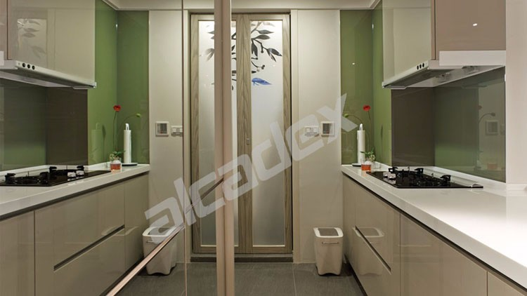 Selected Material Lacquer Kitchen Cabinet Parts & Accessories ...
