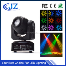 15w mini led light moving head spot wash theatre stage lighting