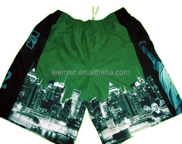 Unique design team basketball jersey short sets