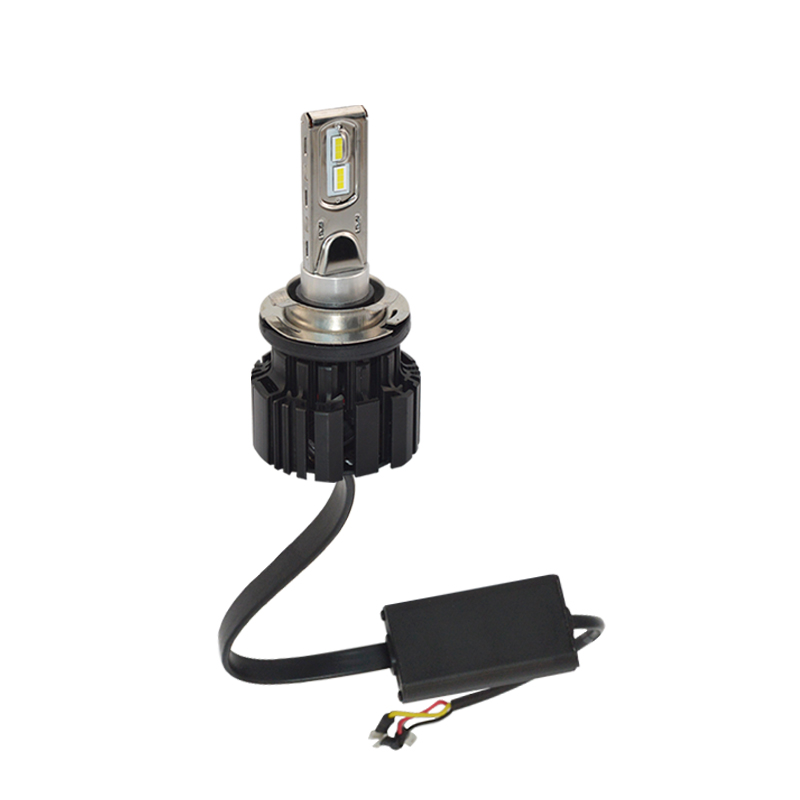 Strong thermoelectric separation technology P9 car led bulbs IP67 6800lm 6500K car led headlight