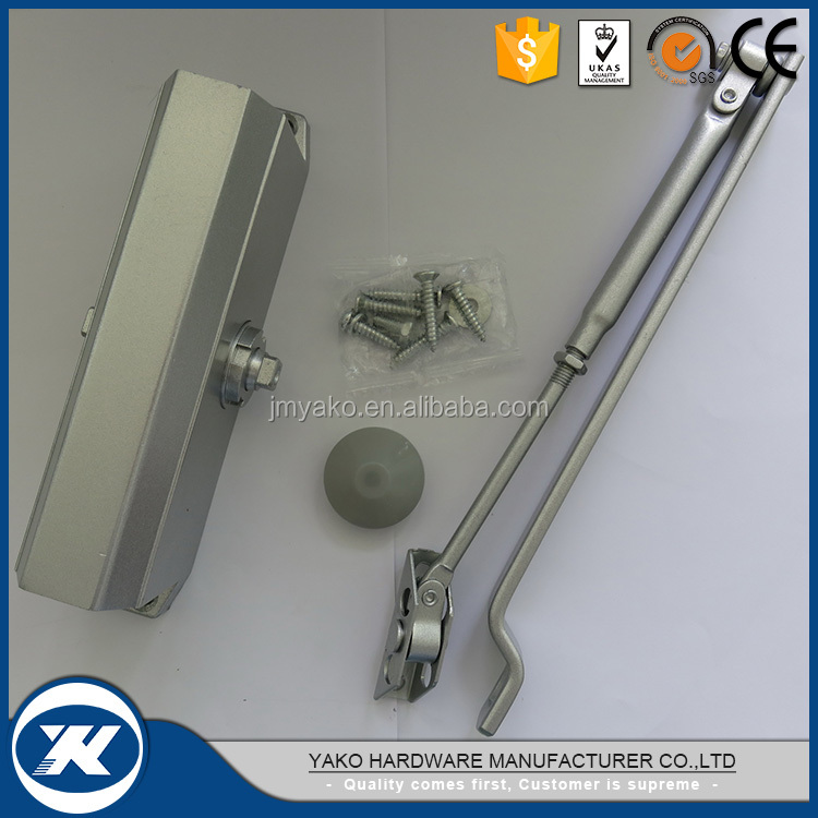 Aluminum Automatic Sliding Glass Door Closer Buy Door Closer Types