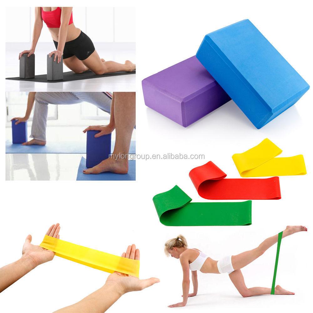 Buy Yoga Blocks London: Colourful High Quality Eco Eva Manufacturer Foam Yoga