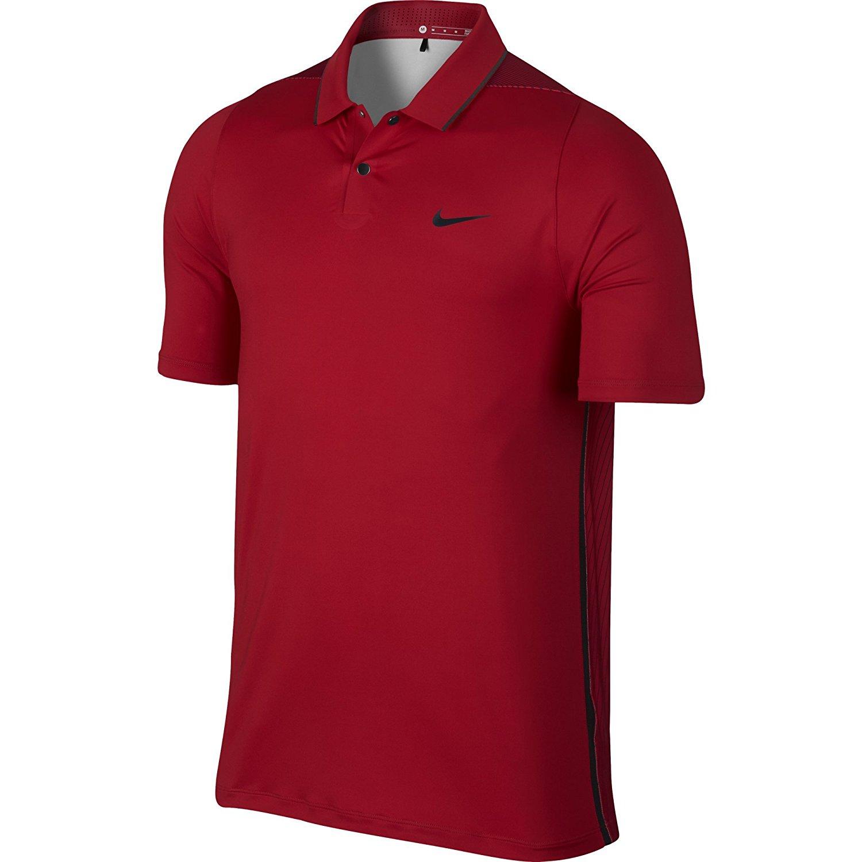 Nike Mens TW VL Glow Framing University Red/Black/Black 2XL