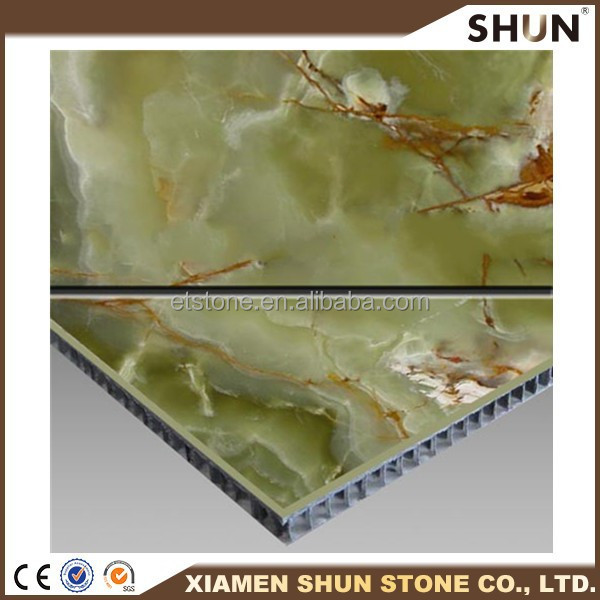 High Quality Euphotic Onyx Marble Cheap Composite Decking Tiles