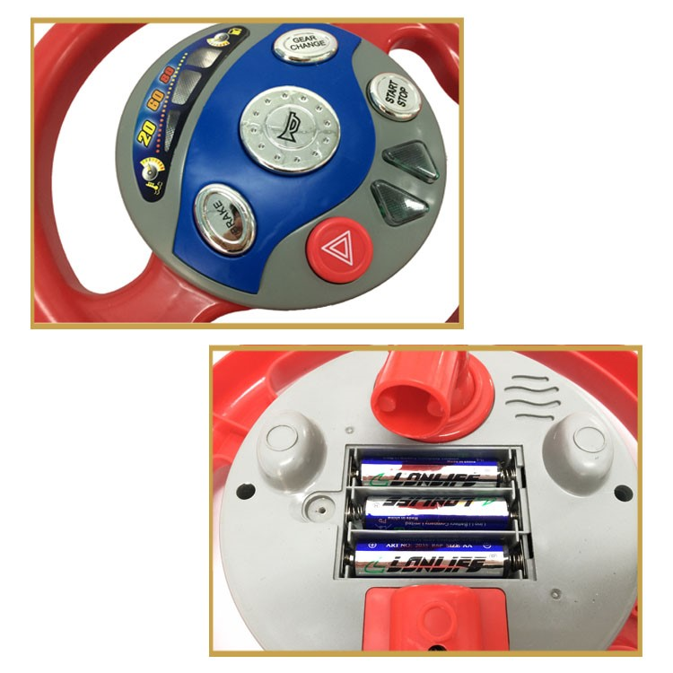 Best Selling Toy Steering Wheel For Car Seat