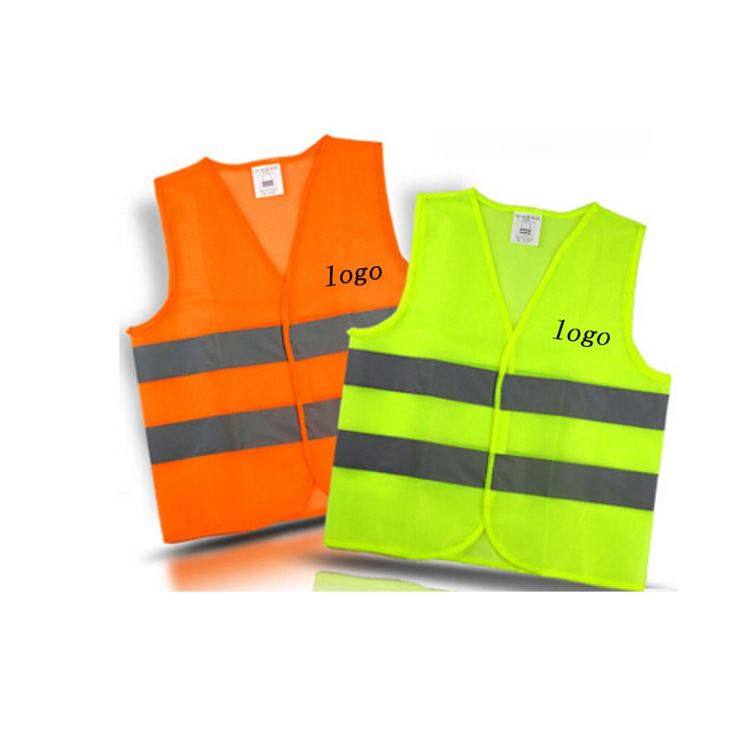 New coming good quality safe colorful reflective safety Vest