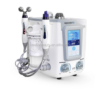4 in 1 aquasure h2 machine with aquapeel /hydrogen /water galvanic