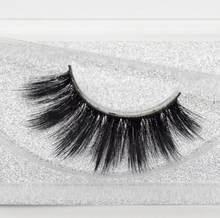 Ресницы ручной работы, накладные ресницы в полоску, Длинные норковые ресницы, красивые ресницы для макияжа, Maquiagem SCARLETT(Китай)