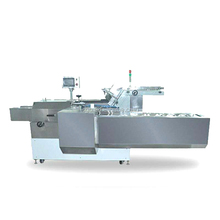 Best seller automatic carton box packing machine cartoning machine for tube