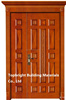 Guangzhou manufacture modern design interior luxury solid wood doors
