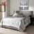 Desota Contemporary Upholstered Bed