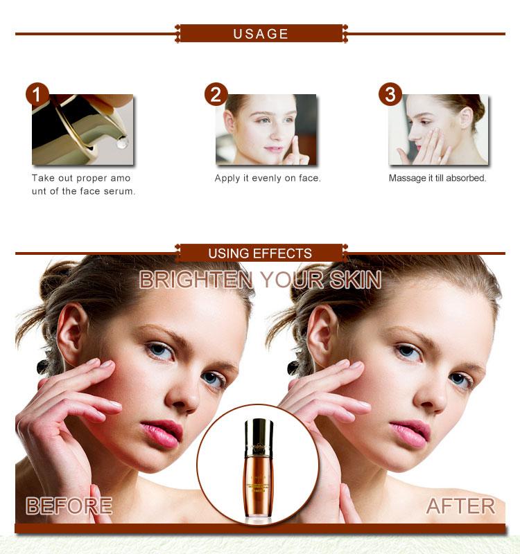 OEM/ODM Collagen Anti-aging Skin Whitening Serum Manufacturer
