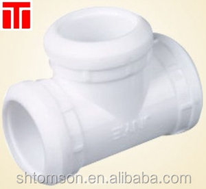 plumbing 25mm PPR Pipe Fittings Equal Tee for hot Water price