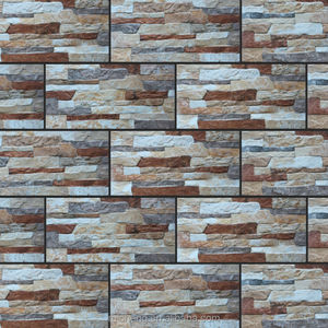 Compound Stone Brick Exterior Ceramic Wall Tiles