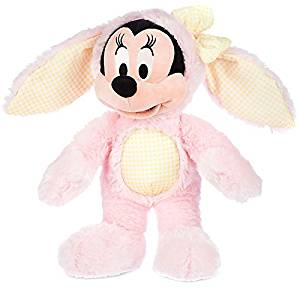 Disney Minnie Mouse Easter Bunny Plush - 12 1/2''