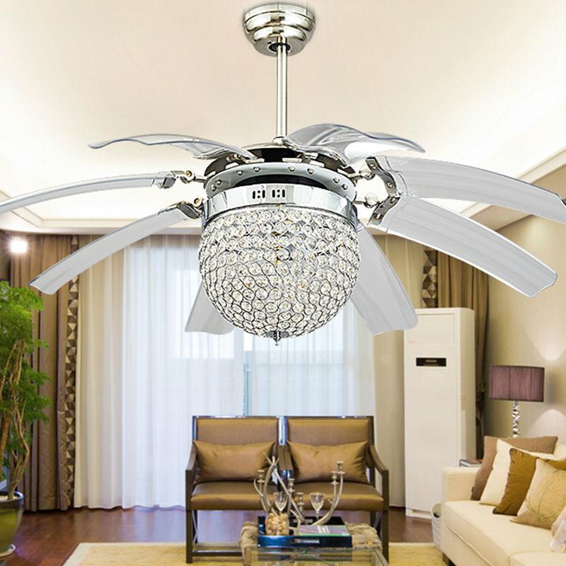 fashion vintage ceiling fan lights funky style fan lamps bedroom dinning room living room fan. Black Bedroom Furniture Sets. Home Design Ideas