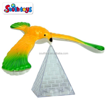 Magic Balancing Eagle Bird Science Desk Gravity Physics Toy Novelty Fun For  Kids - Buy Balance Bird,Balance Eagle Toy,Balance Toys For Kids Product on