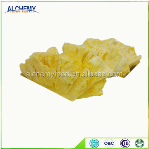Chinese Frozen Pineapple Dice for eating and with best quality