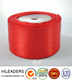 LS001 Wholesale 38mm Red Satin Ribbon In Plastic Core