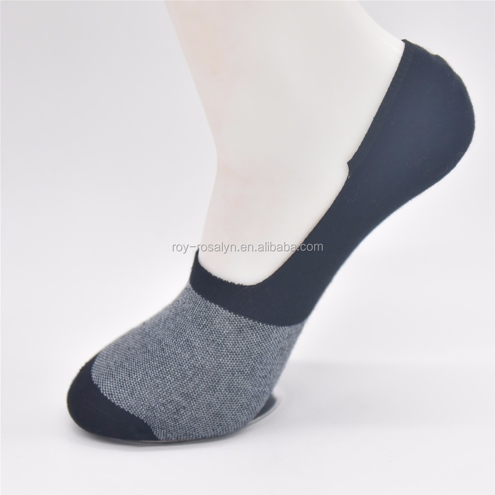 Lastest design custom invisible silicone rubber socks wholesale