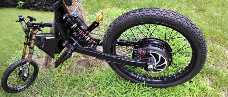 stealth bomber 50km h 9 speed zero emission full suspension electric bike 1000w for sale buy. Black Bedroom Furniture Sets. Home Design Ideas