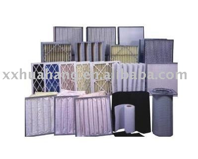 Pleated Furnace Air Filters
