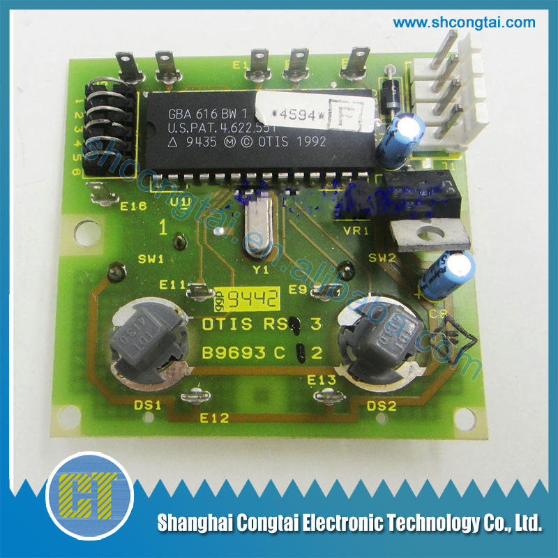RS3 Elevator Control PCB Board for elevator parts