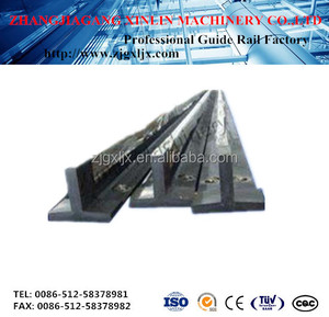 elevator part cold drawn guide rail T45/A