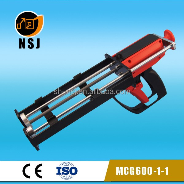 600ml Two Component Epoxy Resin Injection Dispenser