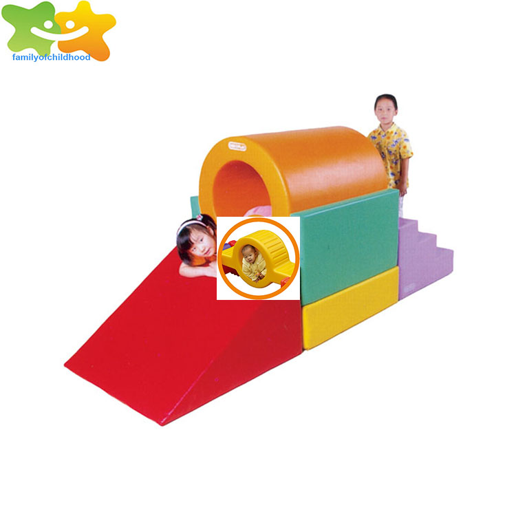 CE approved baby indoor soft play area playground set in school