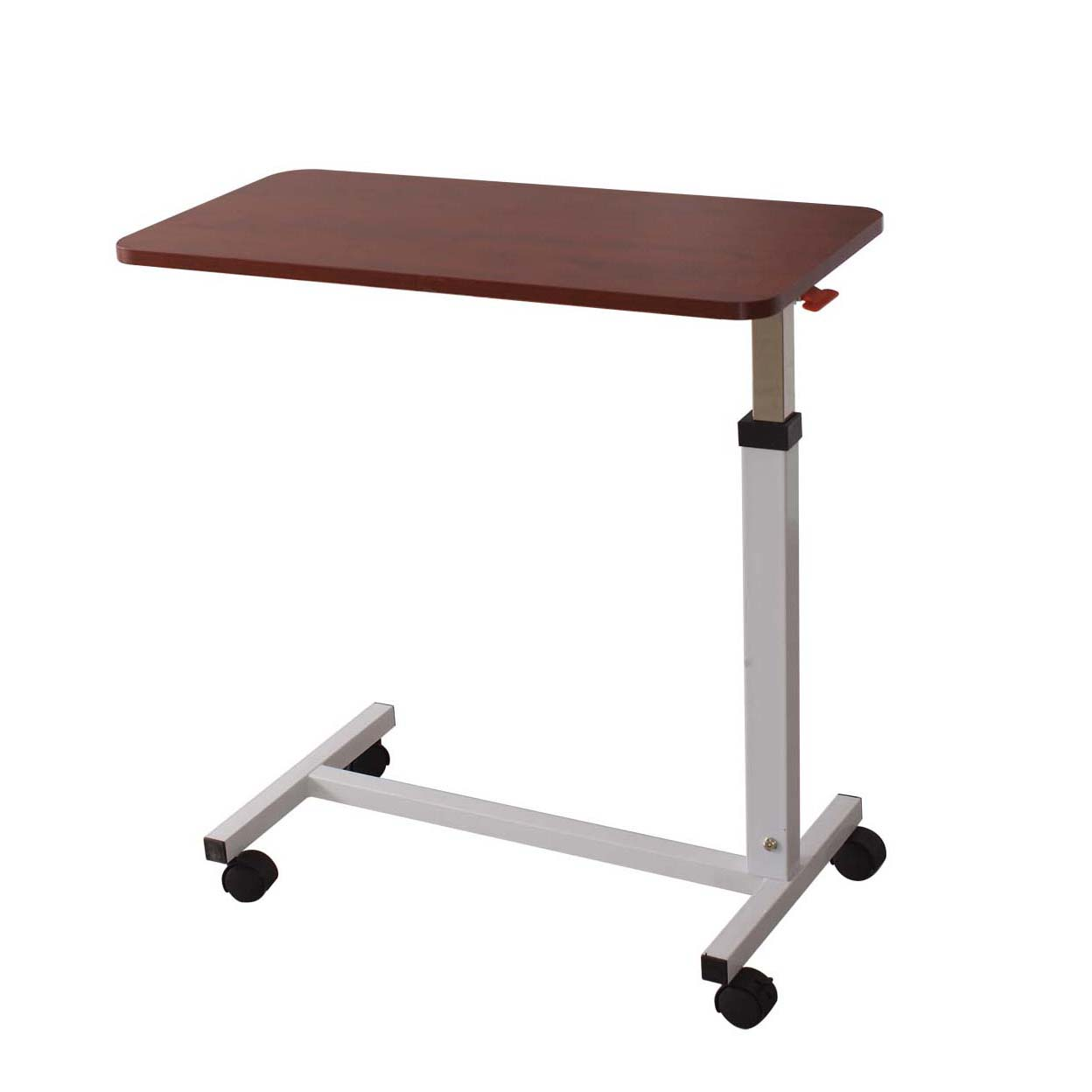 Cheap Price Side Table Height Adjustable Hospital Overbed Table WN647