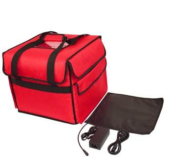Portable 12v Car Use Food Warmer Bag
