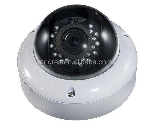Vandal proof dome ir leds cctv HD-SDI camera IP66 weatherproof