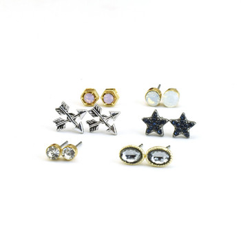 Latest Multiple Earring Sets For S Top Quality Stud Swtrf1085