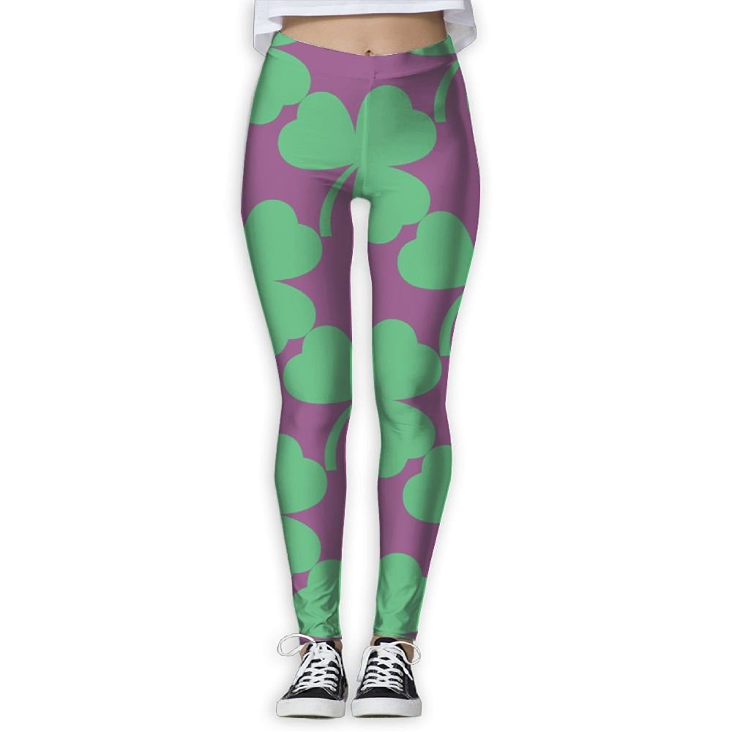 KLAFB Casual Yoga Pants For Womens Dilly Dilly Workout Casual Sports Compression Pants Leggings