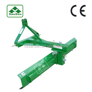 Tractor 3point hitch Grader Blade Multi Angle with swing tilt 4foot ---Heavy Duty grader blade for agriculture equipment