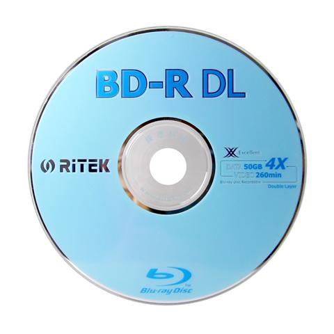 BD-R DL High Quality