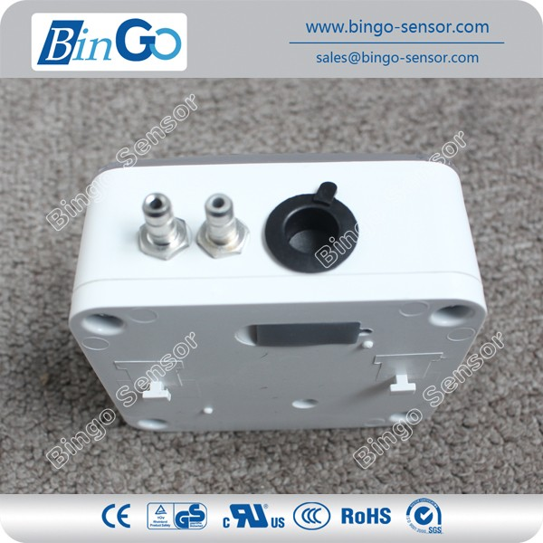 Air pressure sensor adjustable Differential pressure transmitter -50Pa -100Pa -500Pa -1kPa -10kPa with LCD display