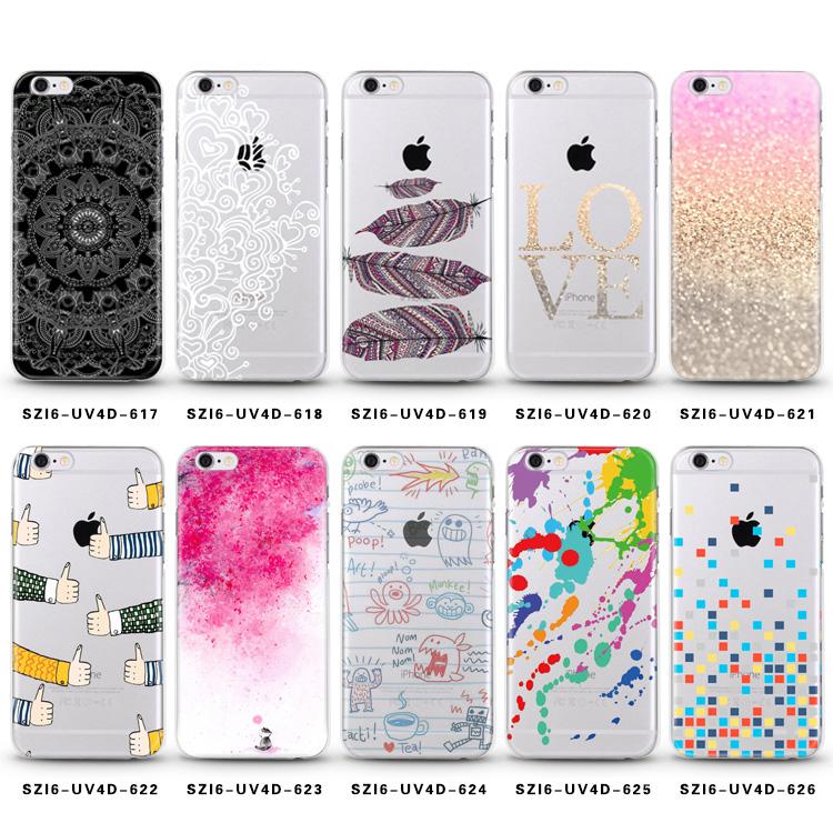 iphone 8 transparent case with design