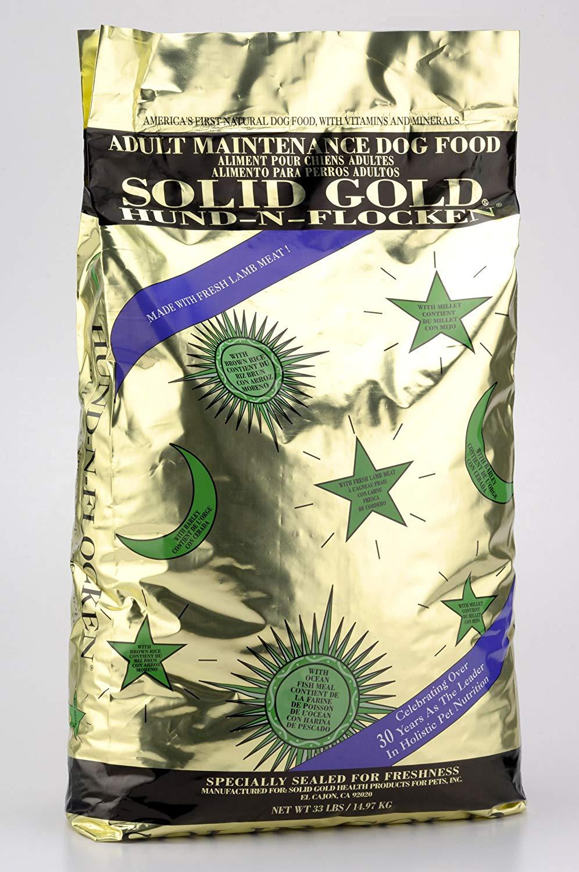 Solid Gold Hund-n-Flocken - Lamb - 4 lb