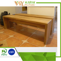 Natural Burma Teak Table - Buy Nc Laq Teak Worktop,Teak Kitchen ...
