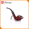 Yi Wu Fu Teng Hot Selling Wholesale Tobacco Pipes Red Sandalwood Bamboo Joint Smoking Pipes