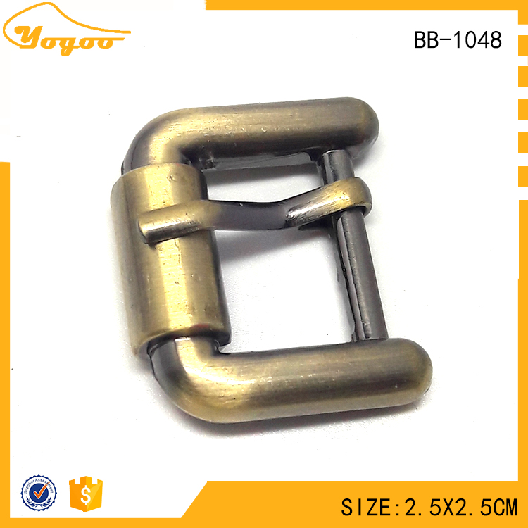 Wholesale Blank Custom Logo Gold Small Pin Metal Zinc Alloy <strong>Buckle</strong> for Shoes
