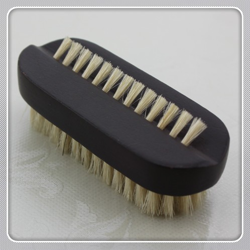 Two-side nail brush