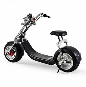 beautiful design lithium battery electric scooter 60V 2000w