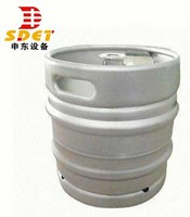 shendong high quality stainless steel mini beer keg for sale