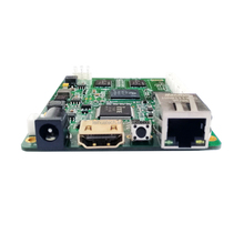 Computer Desk Screen Remote Push IP Encoder Board HD Video to IP Converter HI3516A Module NVR Onvif Encoder Camera to IP