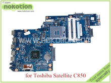 "H000050950 for toshiba satellite C850 laptop motherboard 15"" HM77 HD4000 Graphics DDR3"
