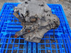 USED JDM Red ENGINE 6 Speed Manual Transmission for TSX CL7 CL9 K20A LSD