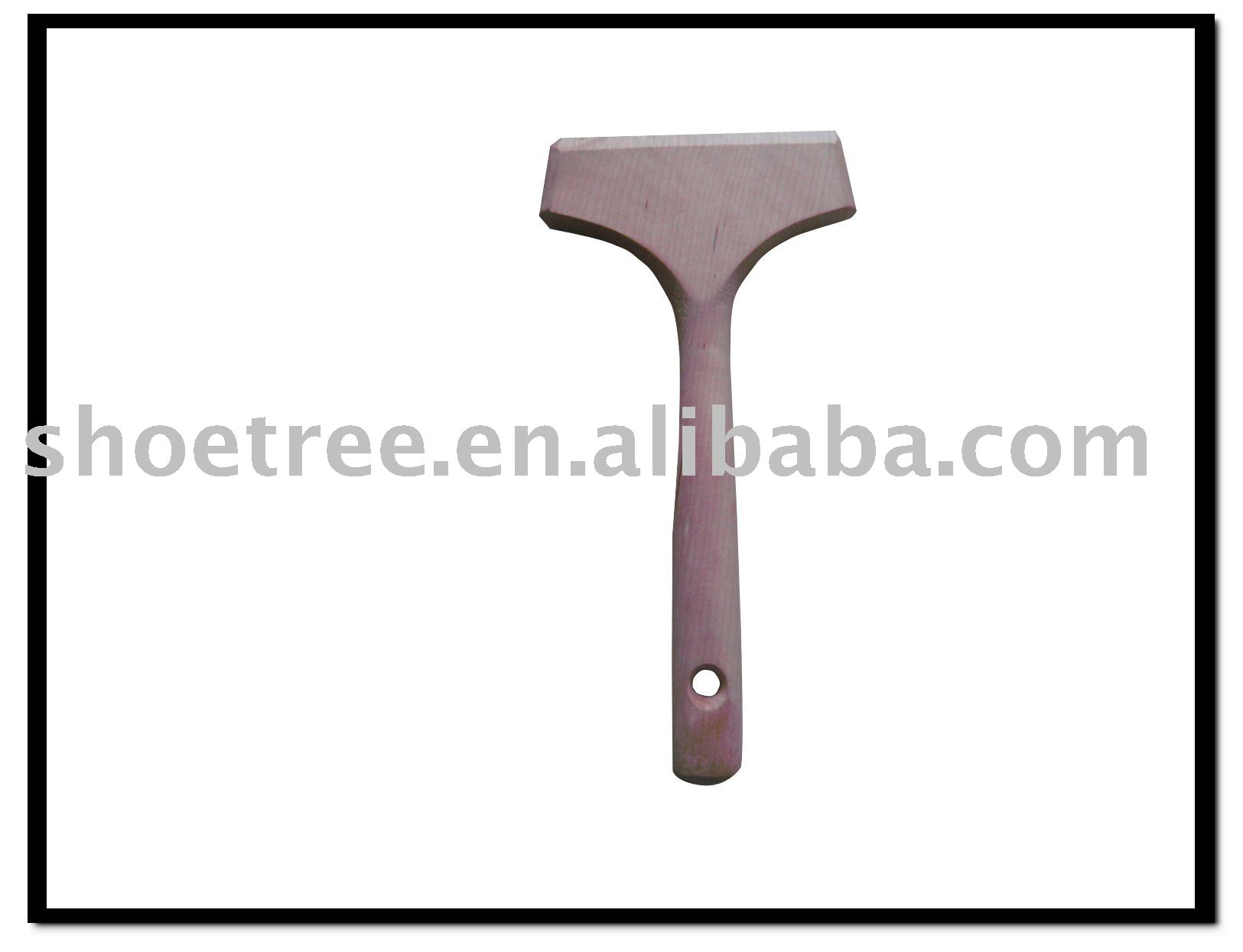 wood handle for paint brush